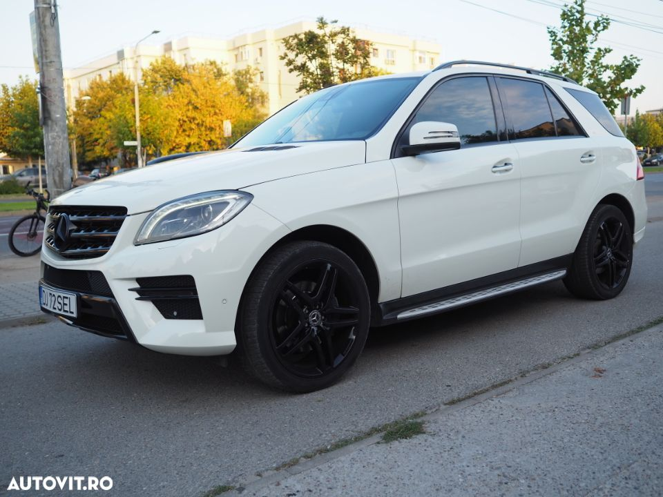 Mercedes-Benz ML - 9