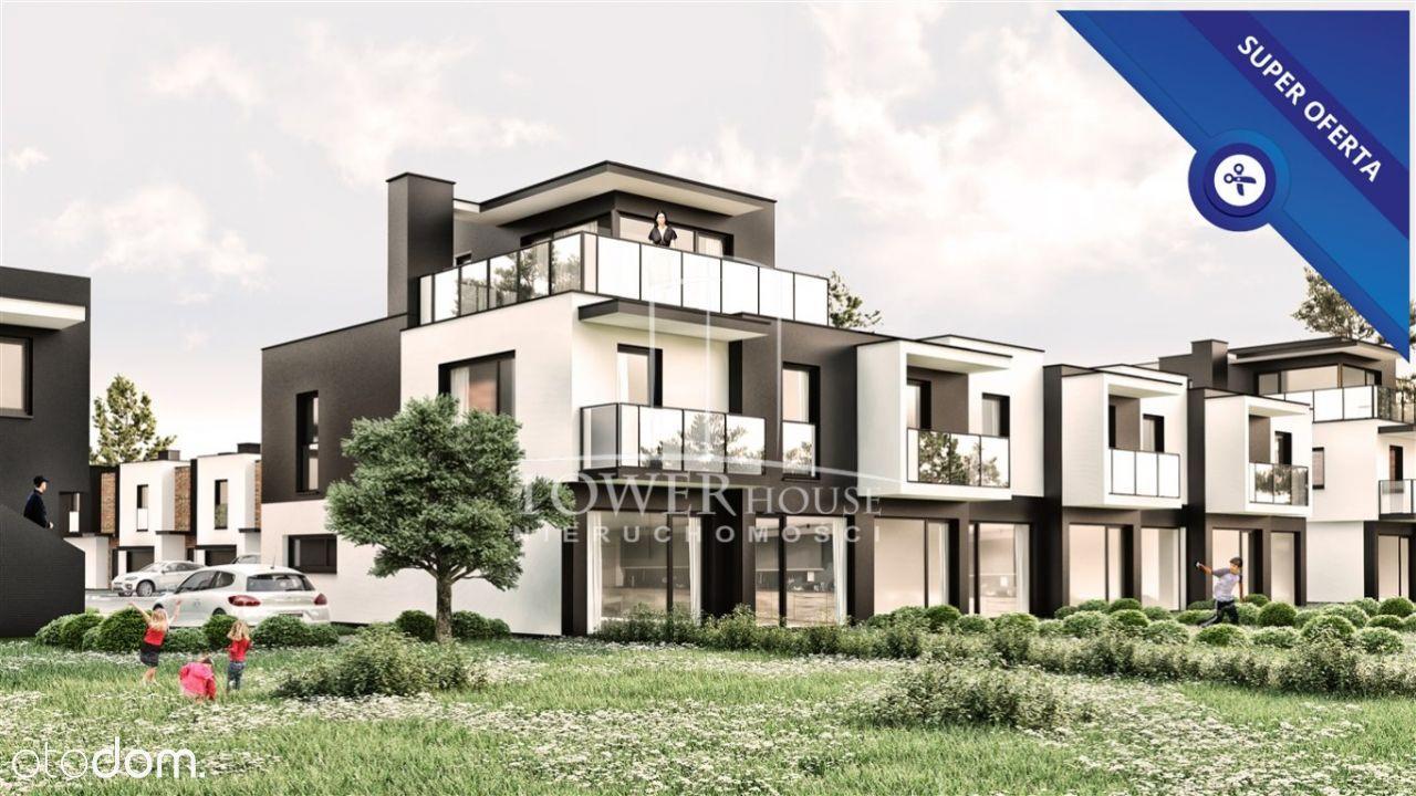 Segment Z Garażem + Ogródek 35 m2!!!