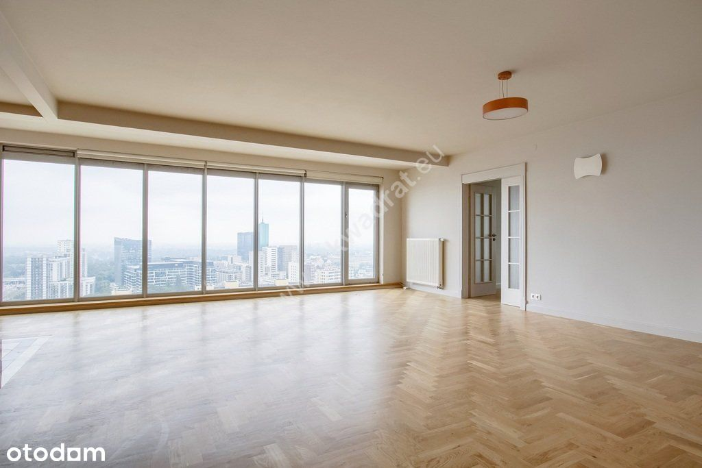 Luksusowe Klimatyzowane 130 M Biuro W Babka Tower