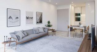 Apartamento T1 no Edifico D. Afonso Henriques