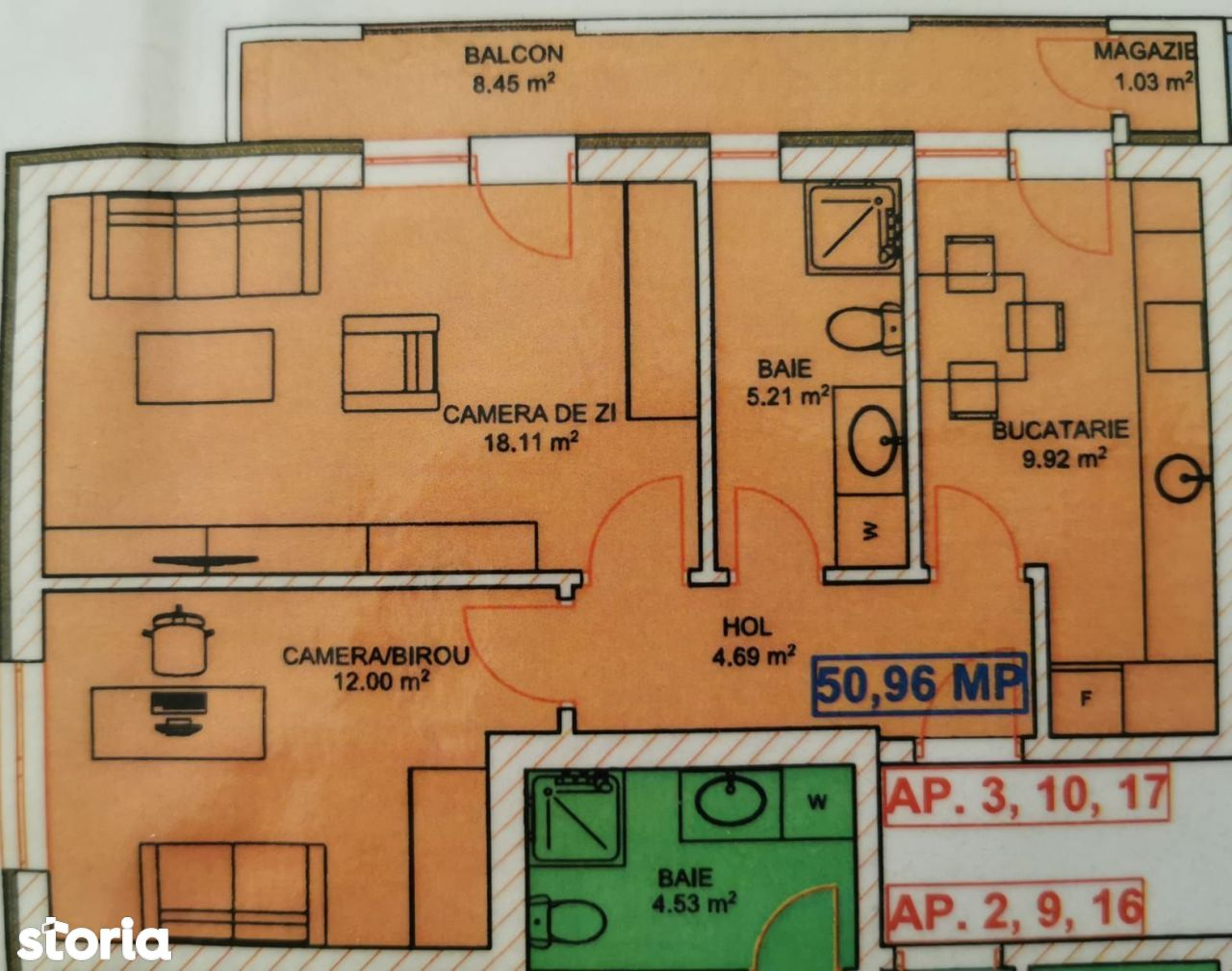 Hipodrom | Apartament 2 camere - Dezvoltator