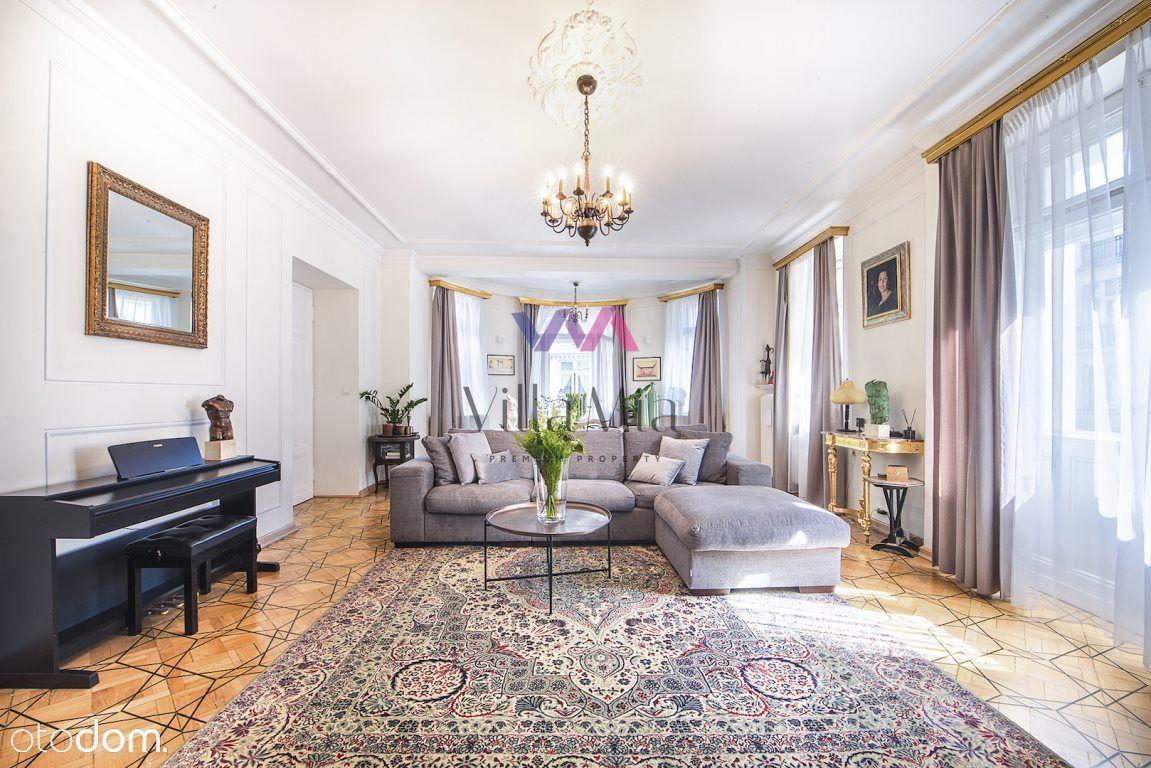 Klimatyczny apartament 250m2 | 7 pokoi | kamienica