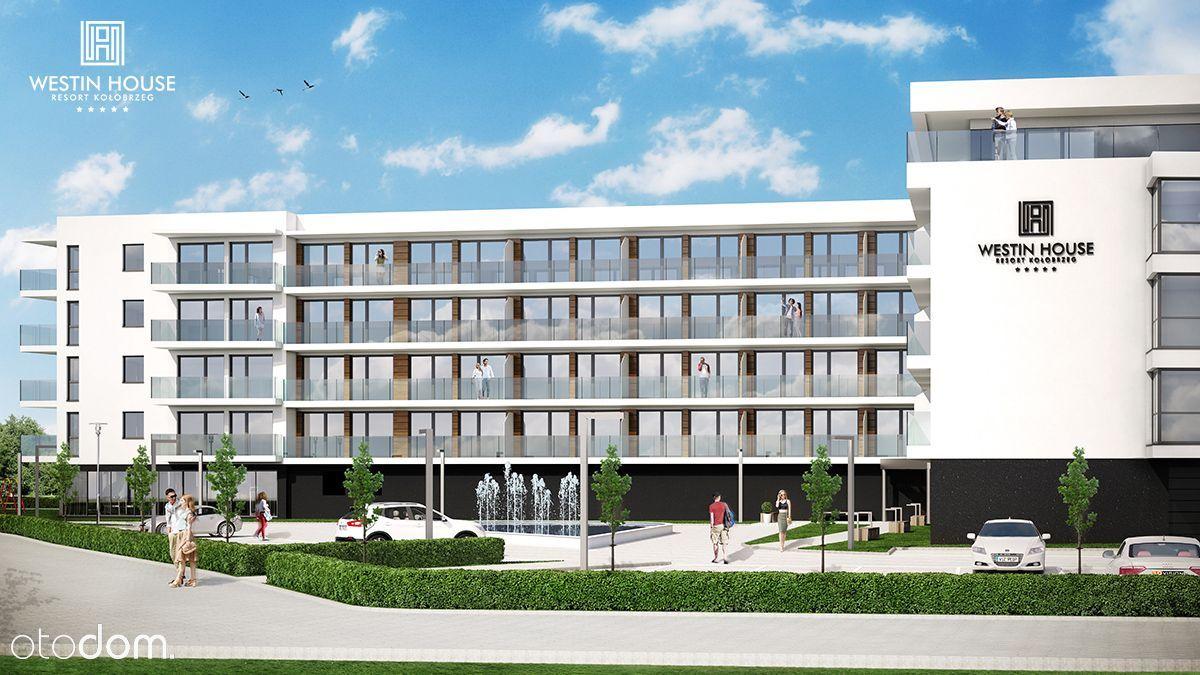 Apartament nr 421 - Westin House Resort Kołobrzeg