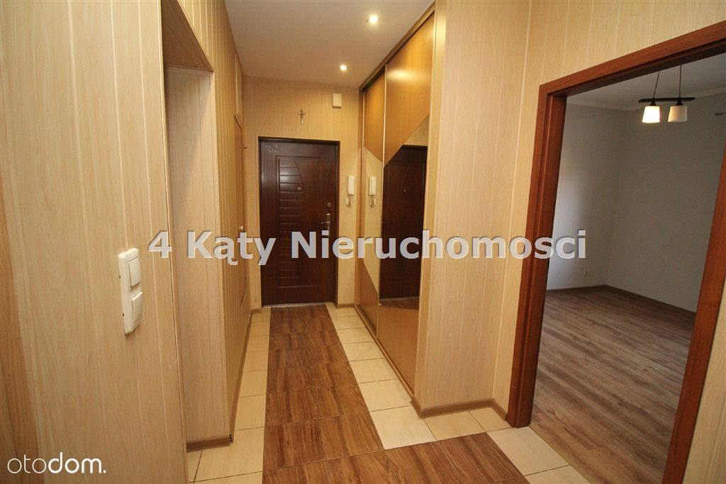 Mieszkanie na parterze 60 m2 ul. Piastowska!