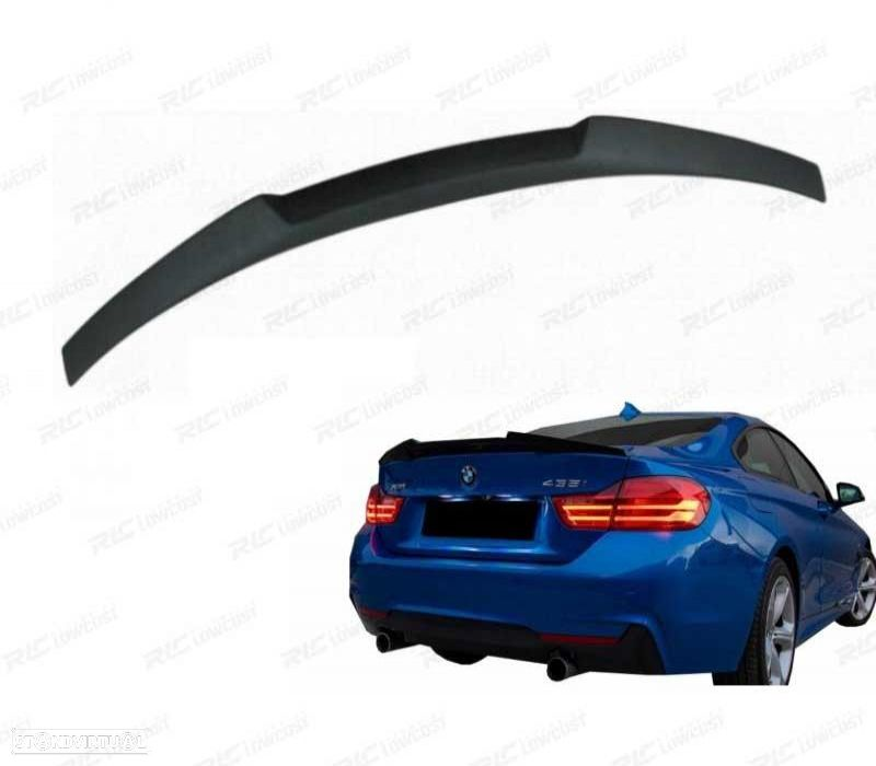 SPOILER LIP BMW SERIE 4 F32 13-18COUPE LOOK M4 - 3