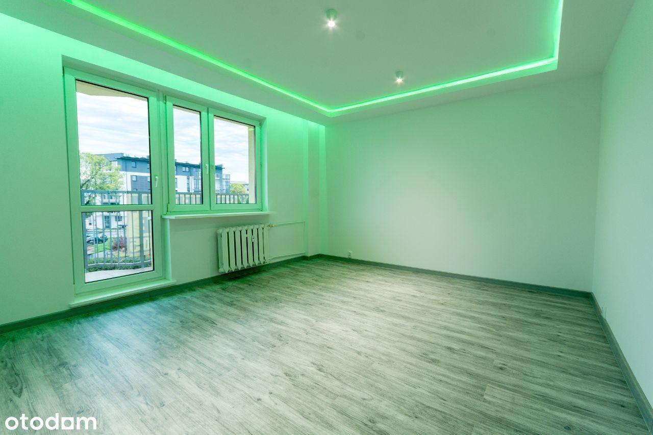 Atrakcyjne mieszkanie 3 pokojowe na 1 piętrze