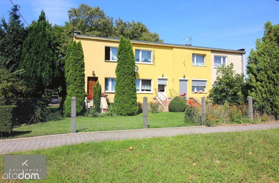 Bezczynszowe mieszkanie 77m2, garaż, ogród