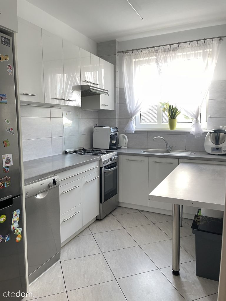 Umeblowanie mieszkanie 4 pokoje 74m, klimatyzacja