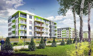 Dębowy Park / ul. Dębowa 80/ 53,05 m²