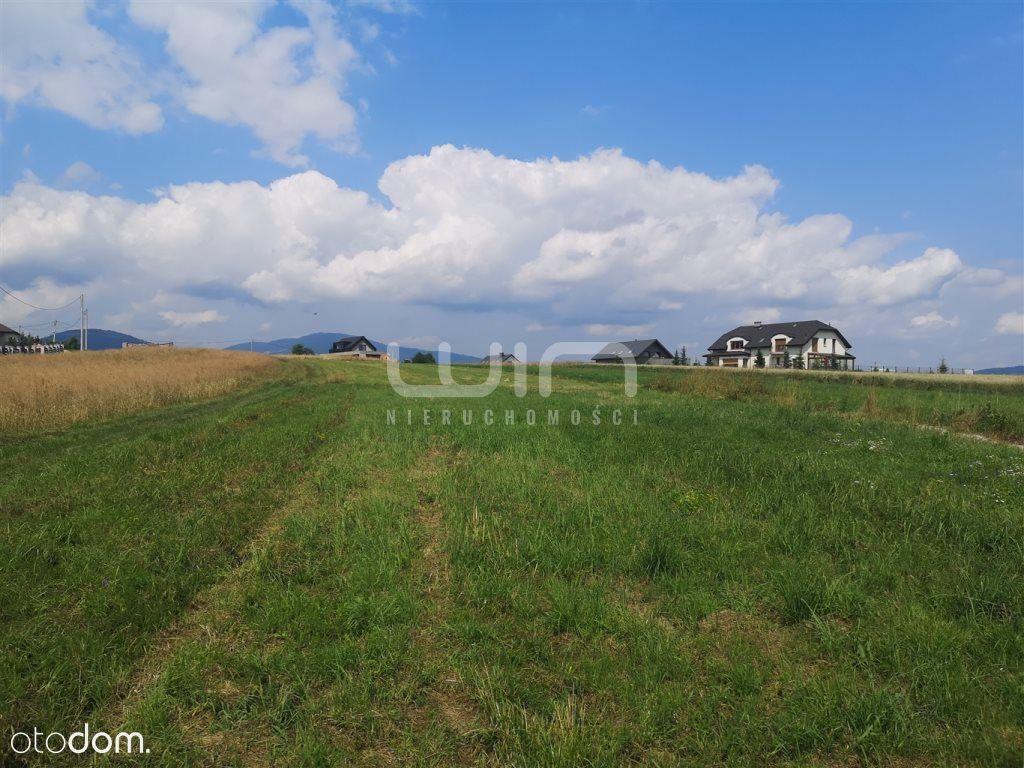 Widokowo działka budowlana - Pietrzykowice 7 arów