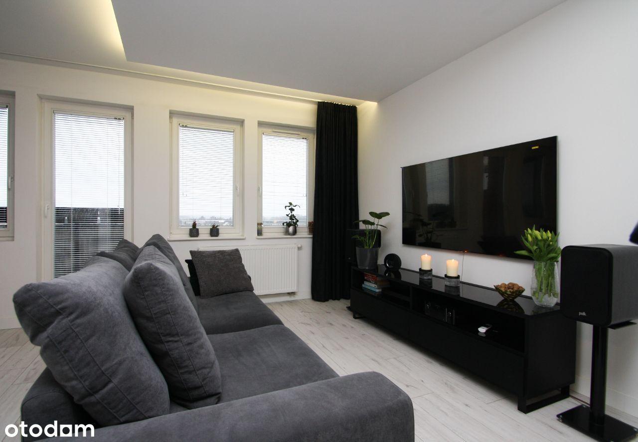 Klimatyzowane mieszkanie w spokojnej okolicy