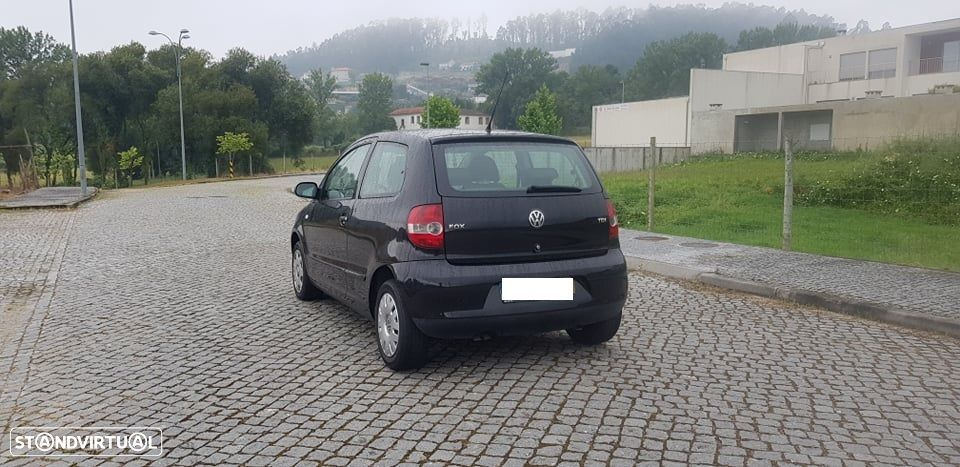 VW Fox 1.4 TDi T.Liso Pack - 4