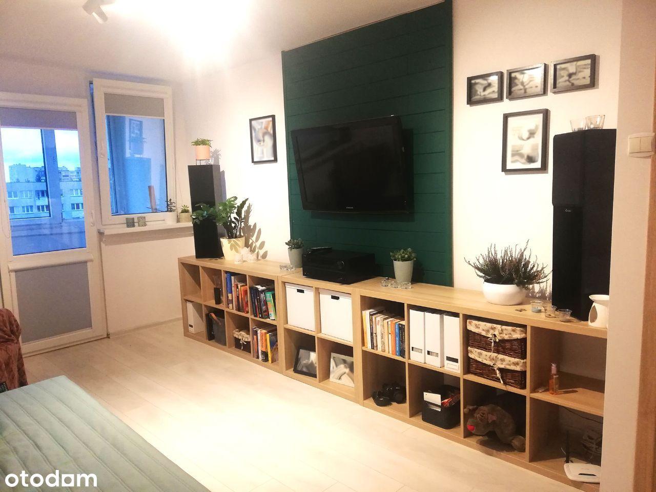MIeszkanie 42,8 m2 - 2 pokoje, Polkowice