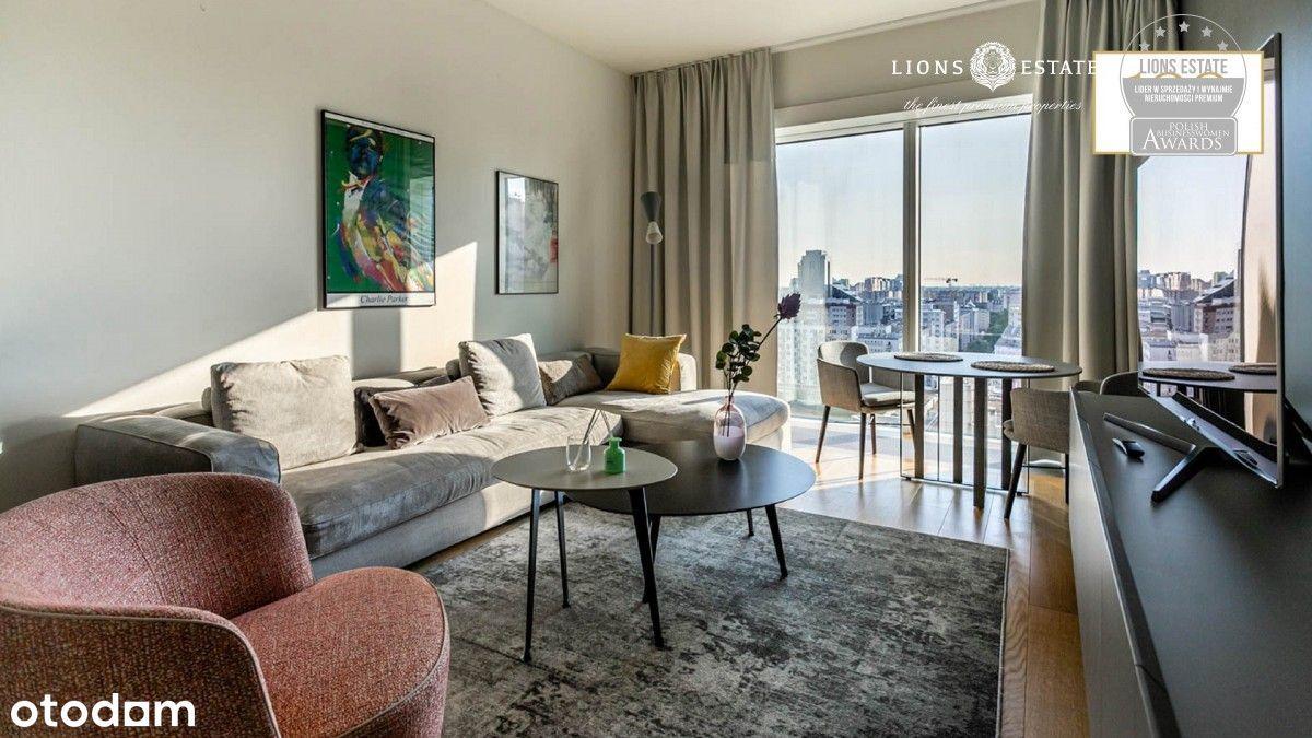 Luksusowy apartament na prestiżowej Złota 44