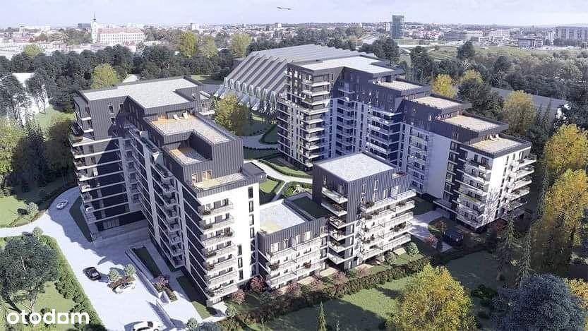 Wikana Square nowe mieszkanie w centrum Rzeszowa