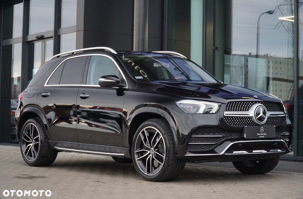 Mercedes-Benz GLE 450 4M AMG Off-Road PanoDach Ambient Burmester LED - 2