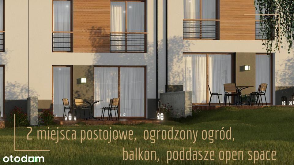 Dom 121m2- Mieszkaj jak Chcesz, ile Chcesz !
