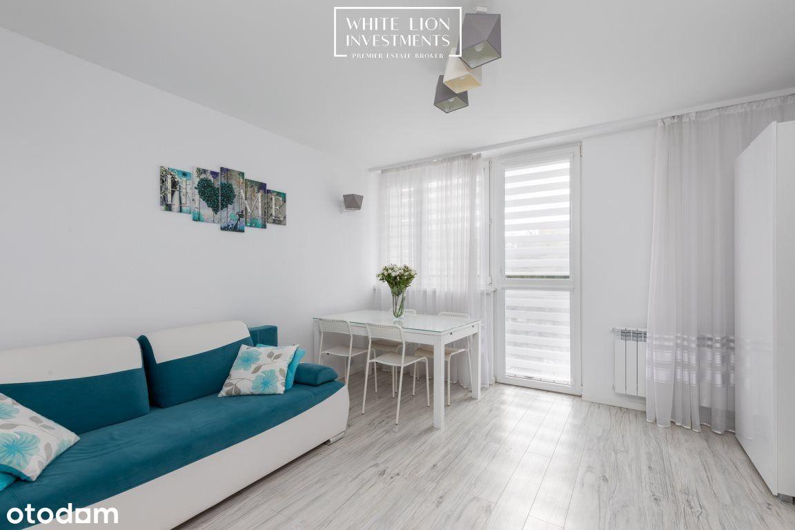 2-pokojowe dwustronne mieszkanie na Pradze Północ