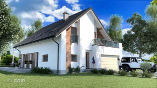 Dom w stanie deweloperskim Kisiołki /Boguszyce