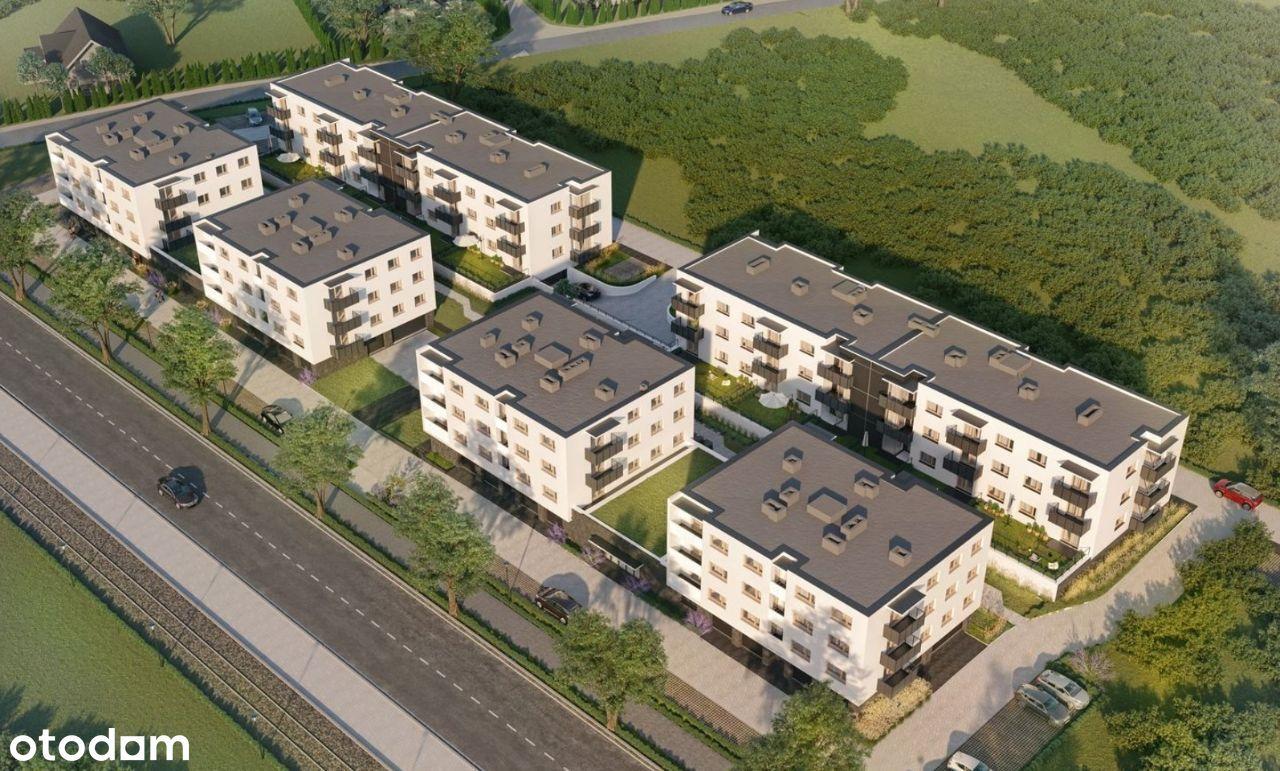 Kostrzyńska 42 | nowe mieszkanie KAB-BM3