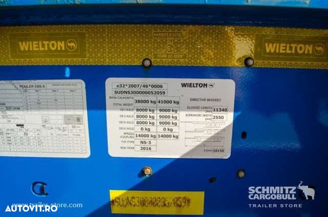 Wielton Semitrailer Container chassis - 9