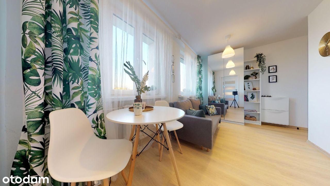 Wynajęte mieszkanie inwestycyjne – 4 kawalerki