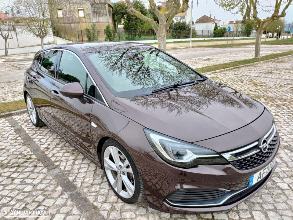 Opel Astra 1.6 CDTI OPC Line S/S - 1