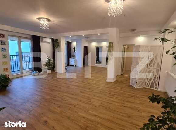 Apartament spatios, orientare sud, 75 mp, parcare, zona strazii Paris