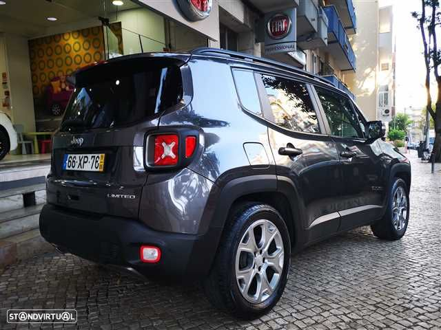 Jeep Renegade 1.6 MJD Limited - 4