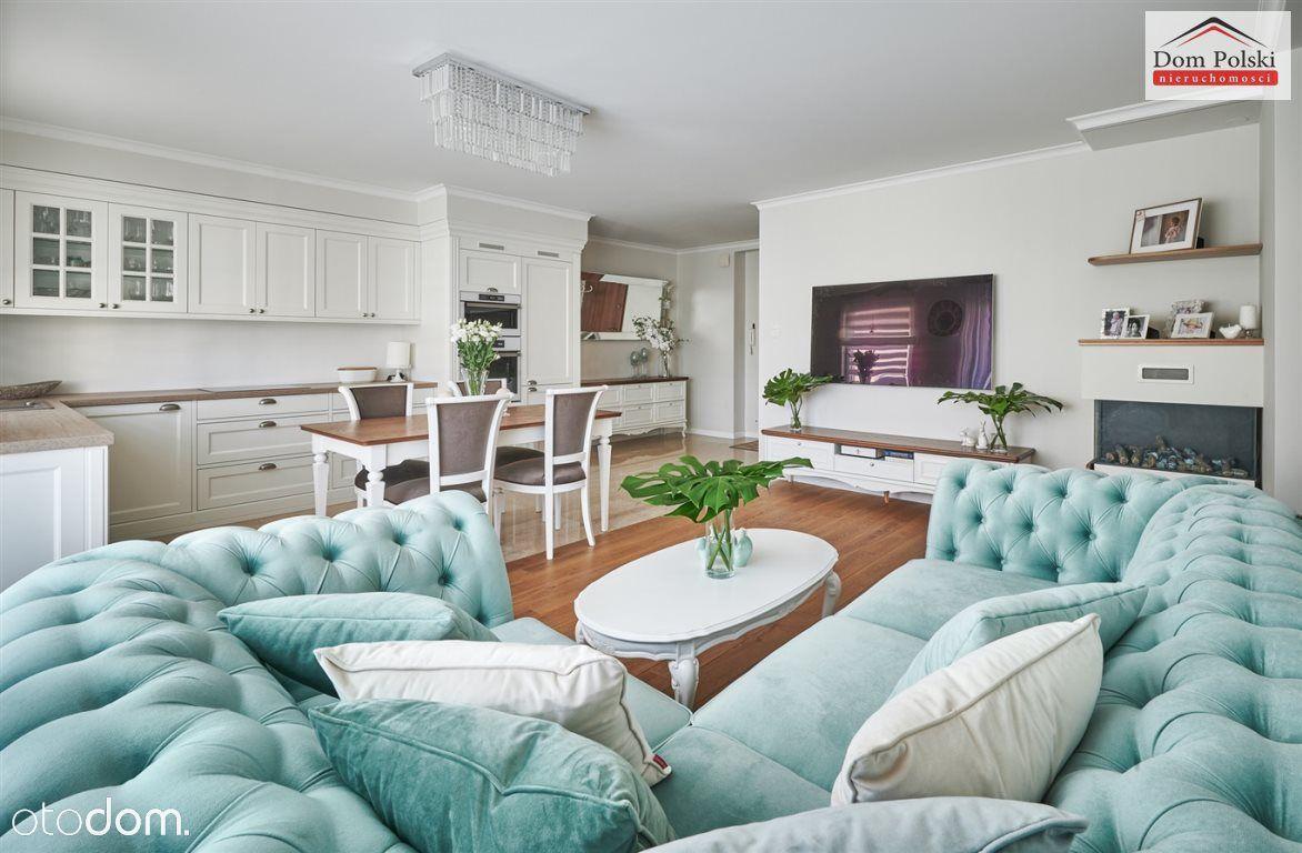 Mieszkanie, 86,60 m², Barczewo