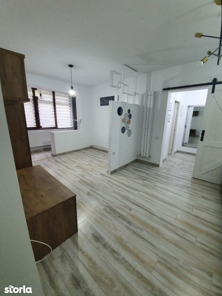 Bulevardul Independentei- Primarie - Apartament 2 camere - Modern