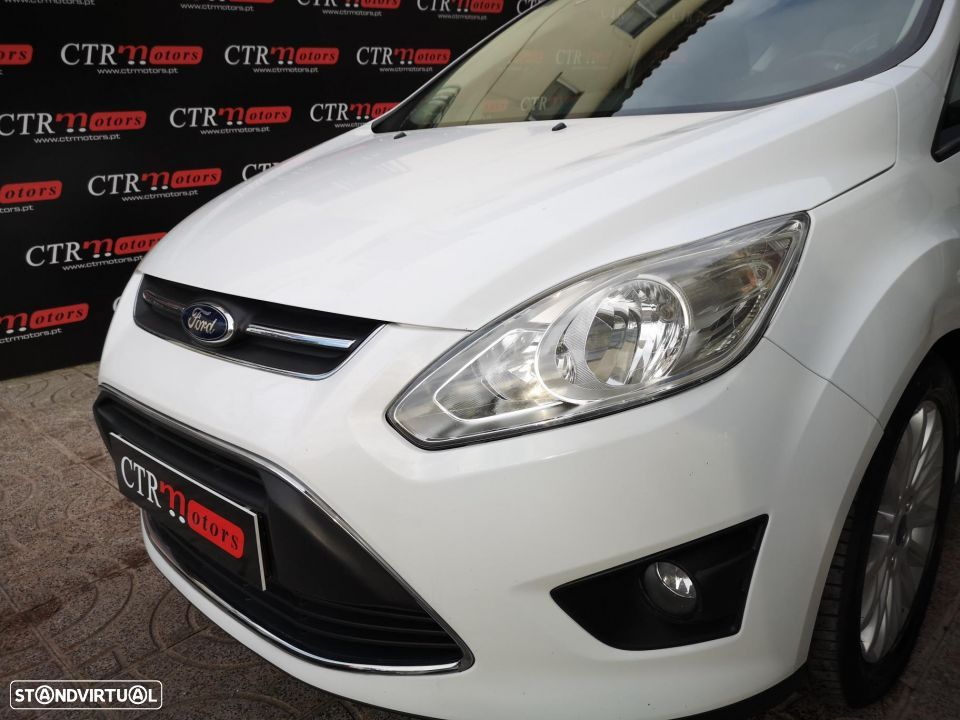 Ford C-Max 1.6 TDCi Trend S/S - 12