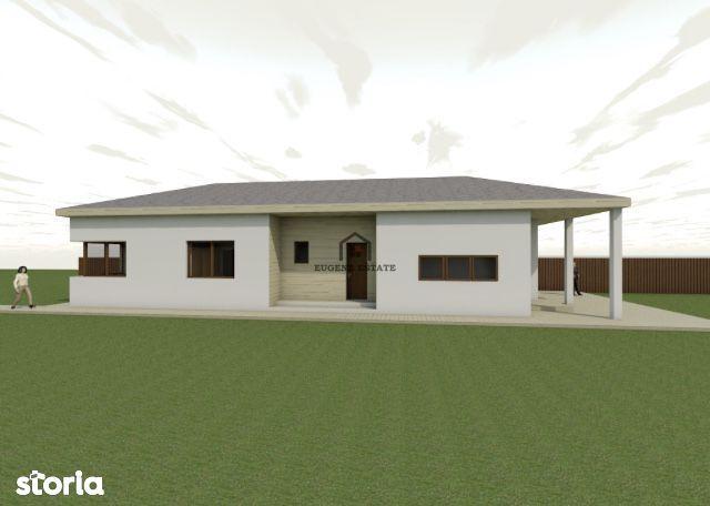 Teren 1276 mp, proiect casa, zona Mehala