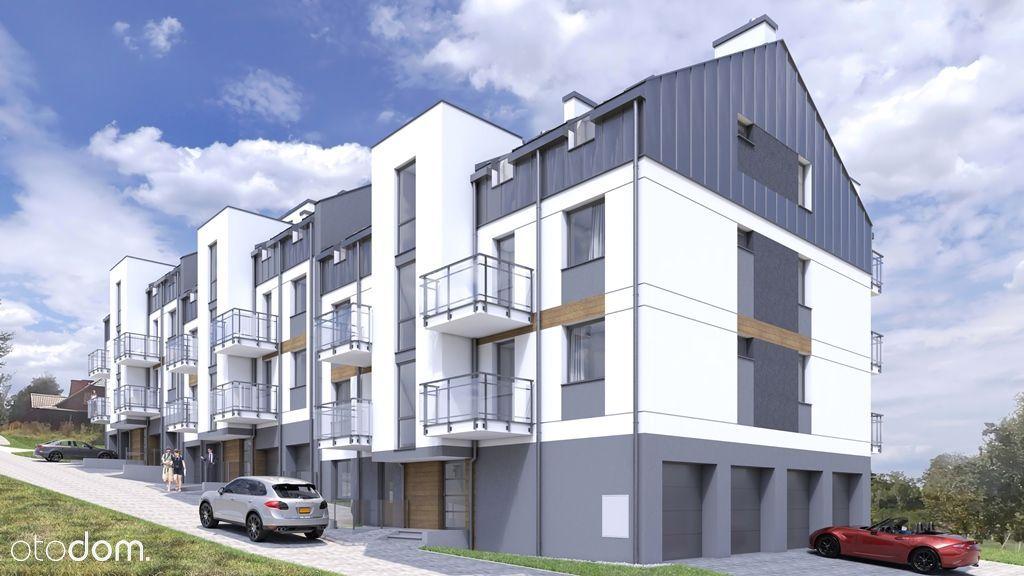 Staroniwskie Sady - 3 pokojowe, 2 balkont, dwustr.