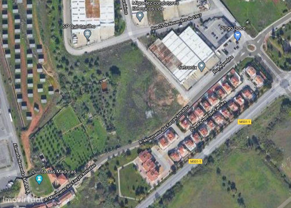 Lote de Terreno de Construção para Armazém junto ao MARL - Vialonga