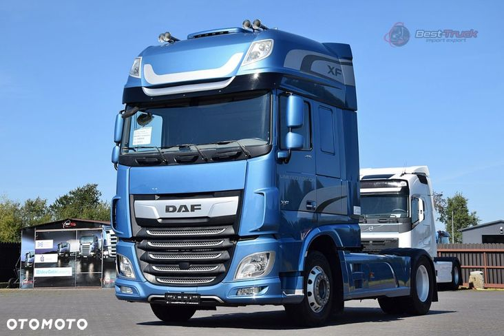 daf ft 480 xf  superspacecab  limitededition