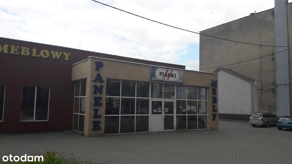 Lokal Użytkowy(Pawilon) Centrum Kluczborka Wynajem