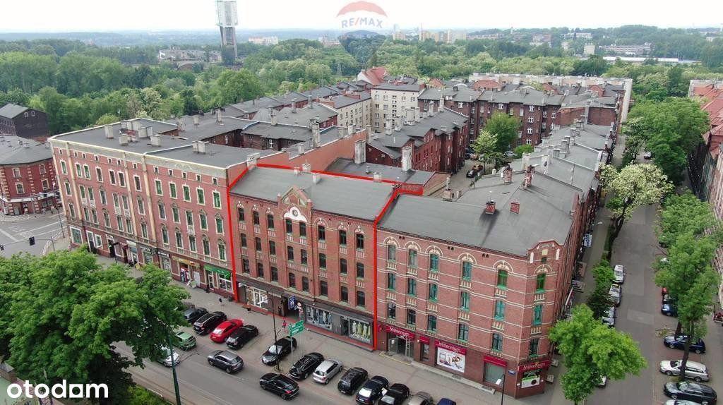 6 mieszkań w pięknej kamienicy - 250m od rynku