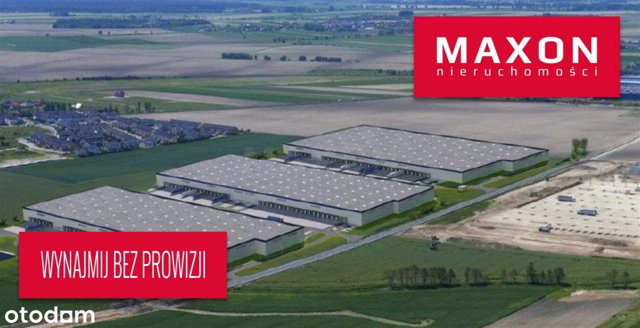 Hala/Magazyn, 9 366 m², Komorniki