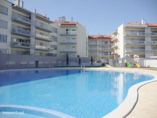 Apartamento T1 para férias com piscina a 5 minutos a pé da praia