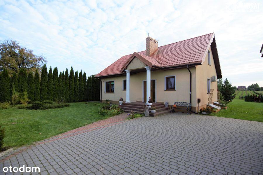 Dom wolnostojący z dużą działką 3000m2 - Spiczyn .