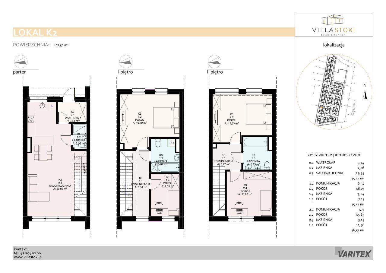 Dom typu 112 - Villa Stoki (dom K.02)