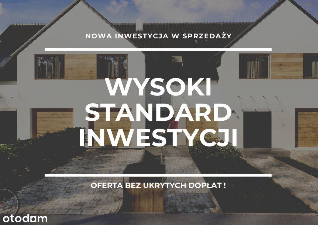 Dom w Mokronosie/ wysoki standard