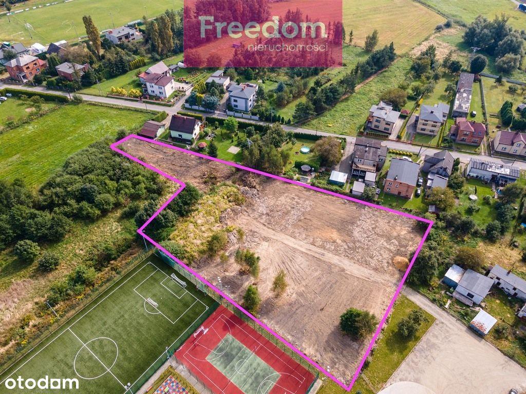 Teren inwestycyjny okolice Rybnika