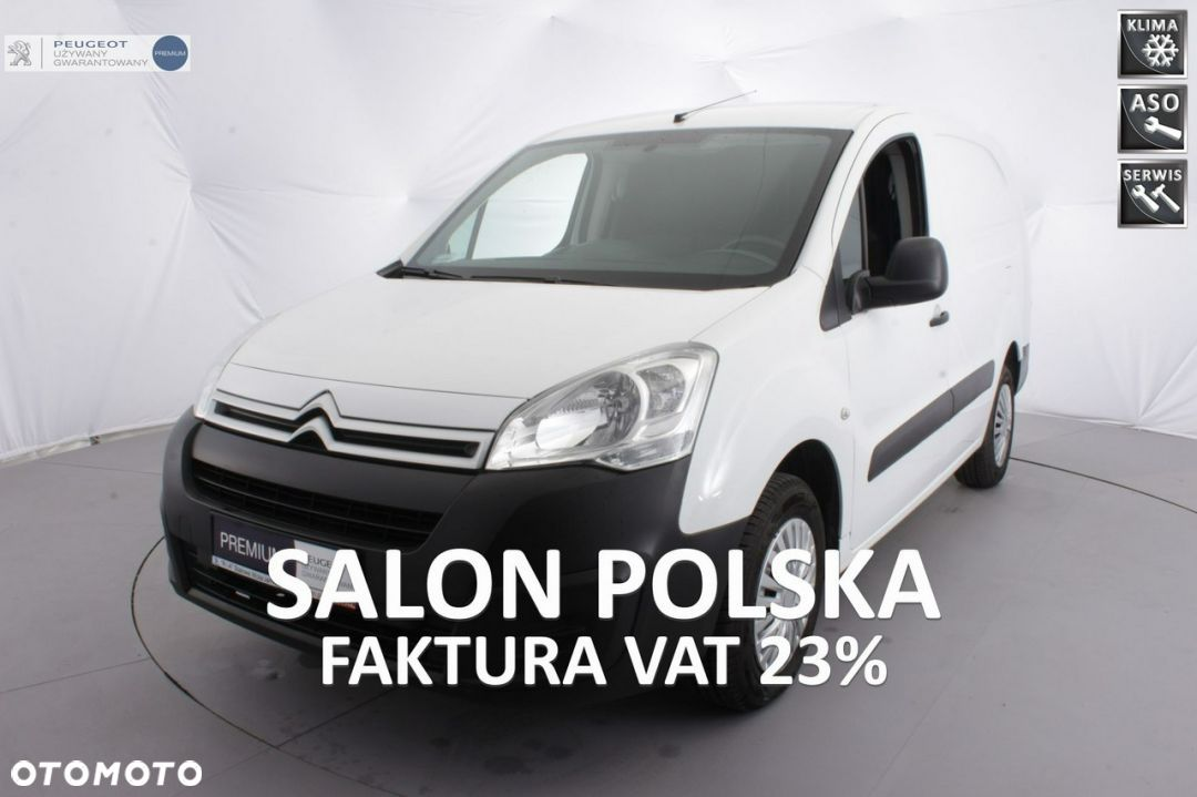 Citroën Berlingo  L2 Long Maxi BHDi100 Feel SalonPL Gwarancja DEALER fv23 LEASING w 24h - 1