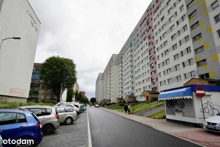 Mieszkanie, 48,47 m², Kołobrzeg