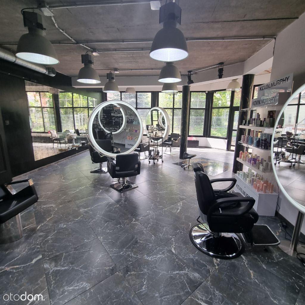 Nowy Lokal Fryzjersko - Kosmetyczny - 200m2