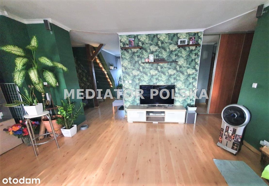 Mieszkanie -studio Centrum po adaptacji, garaż