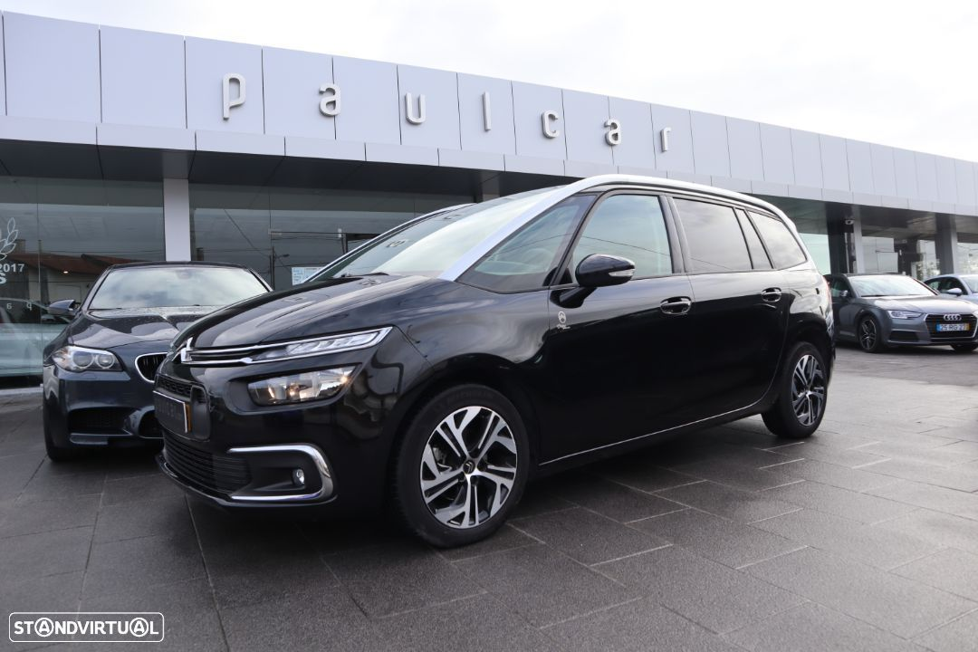 Citroën Grand C4 spacetourer 1.5 BlueHDi Feel - 1