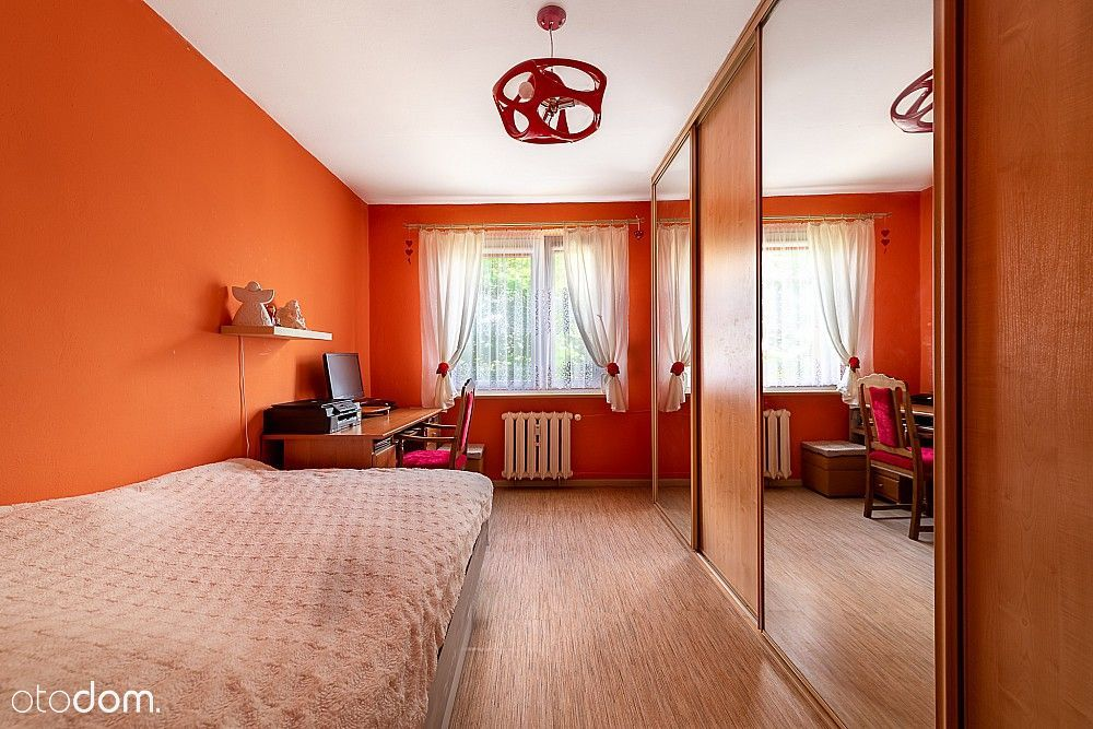 Przestronne mieszkanie przy ul. Łokietka.